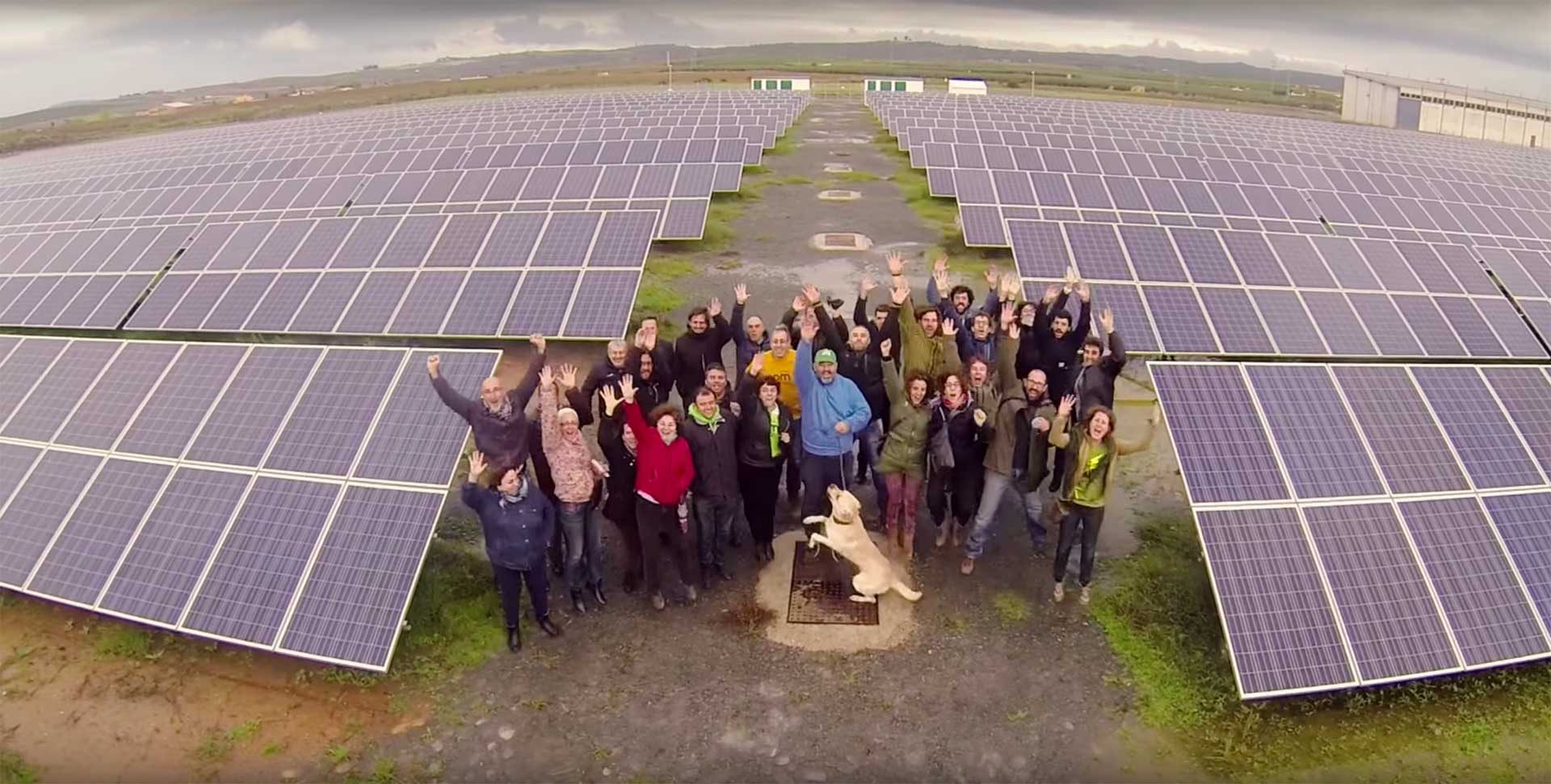 Girona, Spain: Cooperative breaks the mould to provide renewable energy