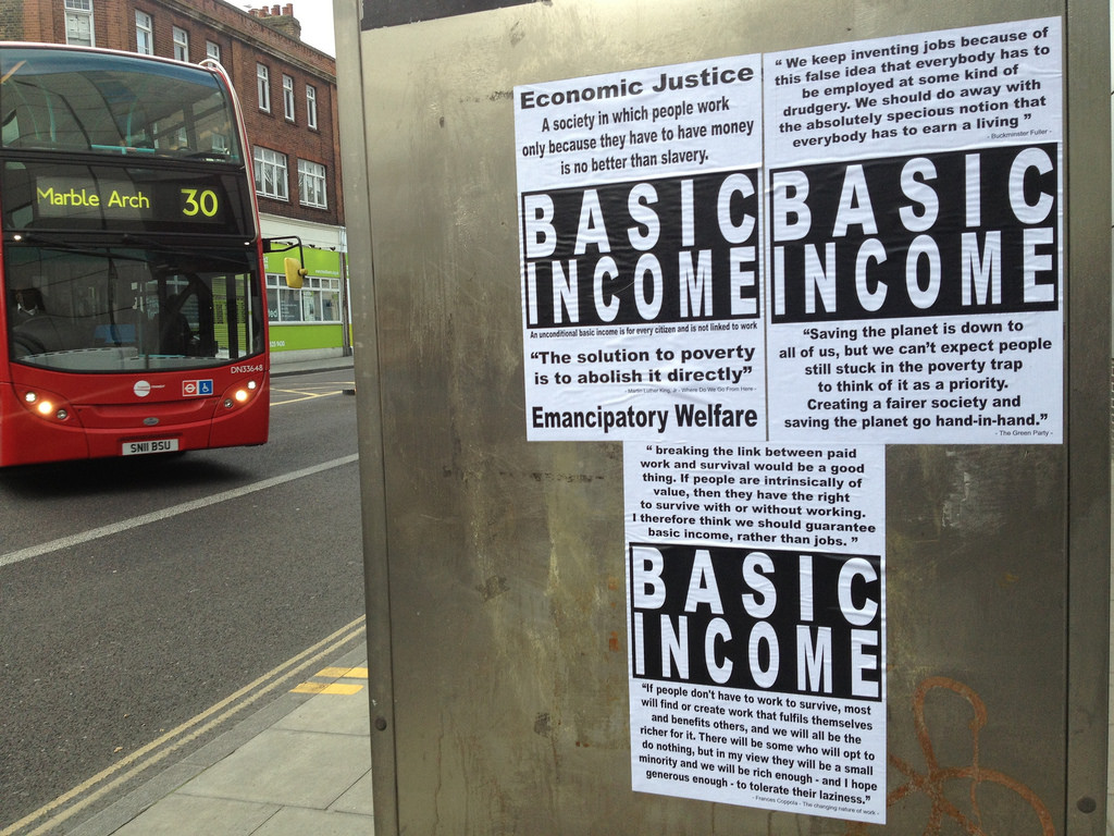 The key criticisms of basic income, and how to overcome them