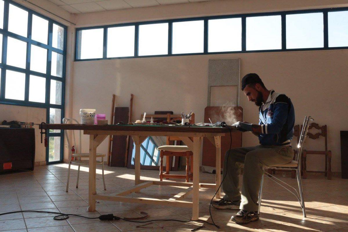 Habibi.Works: An Intercultural Makerspace