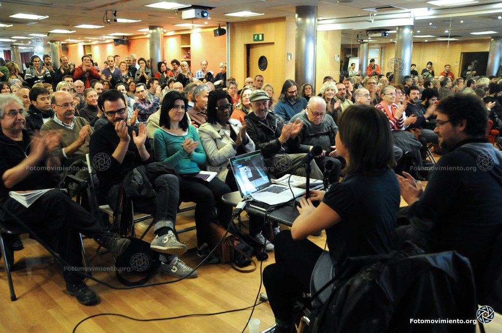 Solidarity with Aurea Social, the Catalan Integral Coop's open, self-managed space