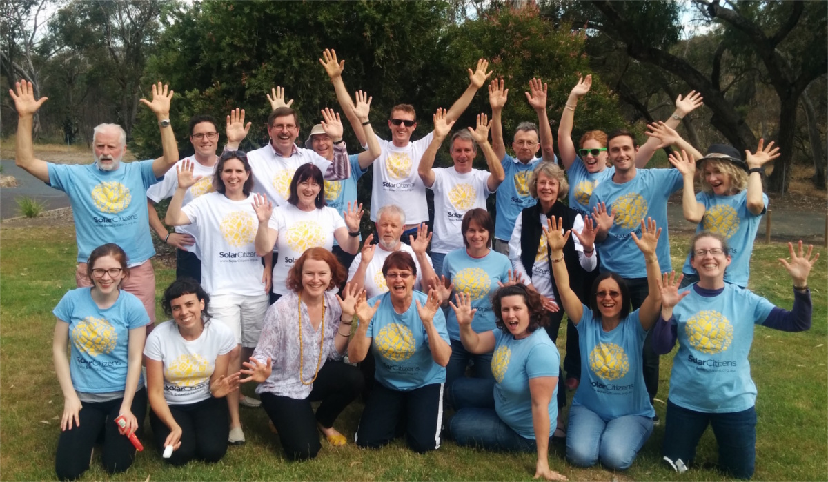 Movement of the Day: Solar Citizens Australia