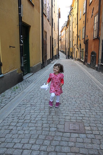 400px-A_small_girl_in_a_small_street_in_a_small_town