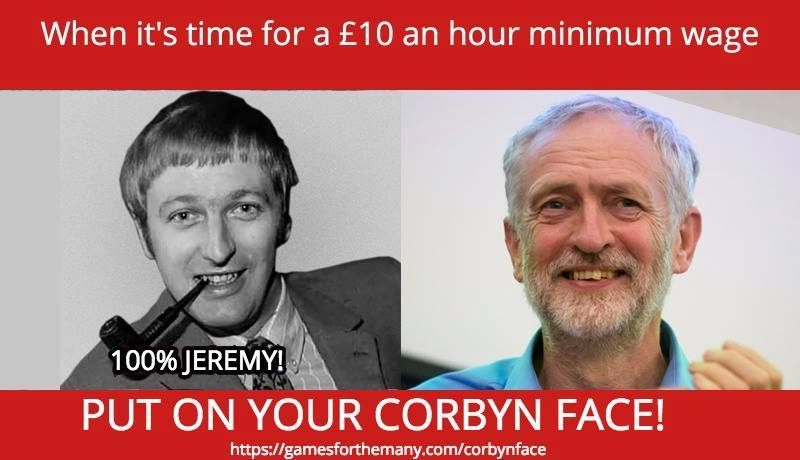 Put On Your Corbyn Face