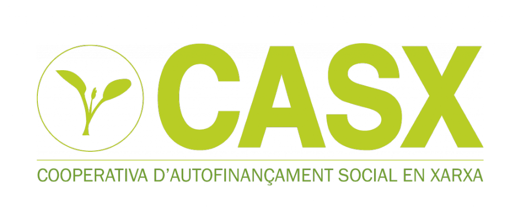 The CASX logo