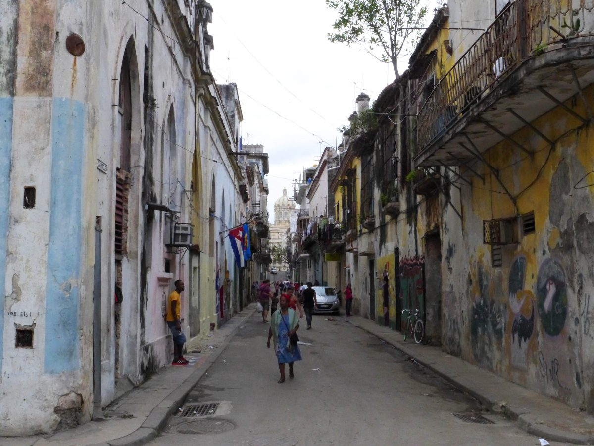 Commoning institutions – a view from Cuba