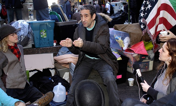 Rushkoff at OWS