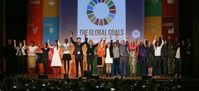 SDGs - UN celebrations