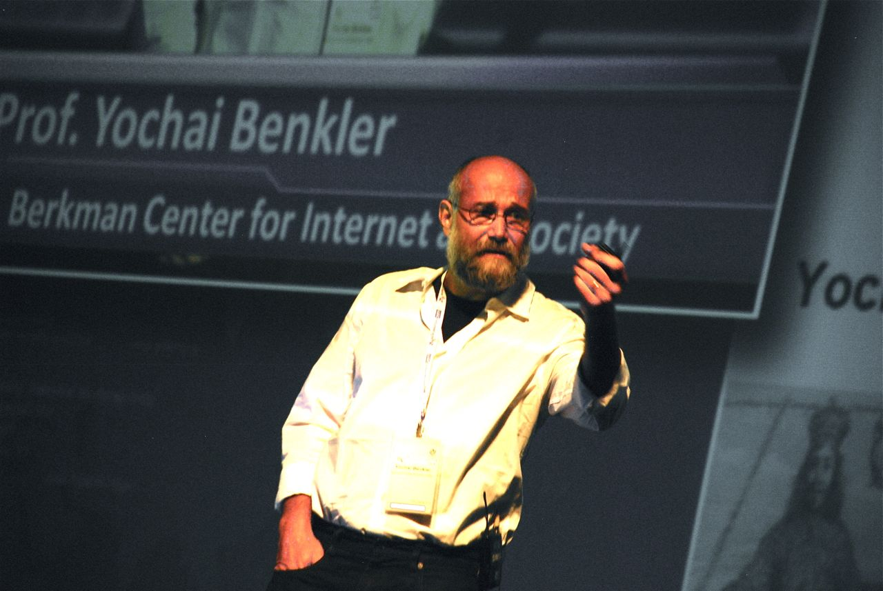 Making Sense of the Emerging Economy with Yochai Benkler
