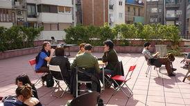 At the terrace of AureaSocial
