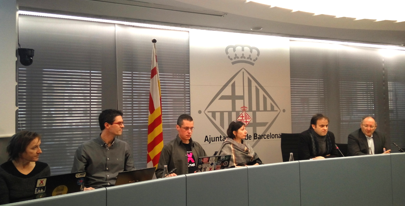 Xnet installs a Whistleblowing Platform against corruption for the City Hall of Barcelona – powered by GlobaLeaks and TOR friendly