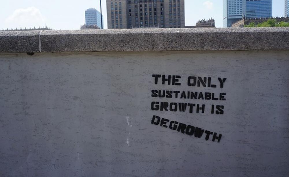 The rise – and future – of the degrowth movement