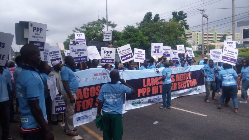 Lagos, Nigeria: The Our Water, Our Rights Campaign