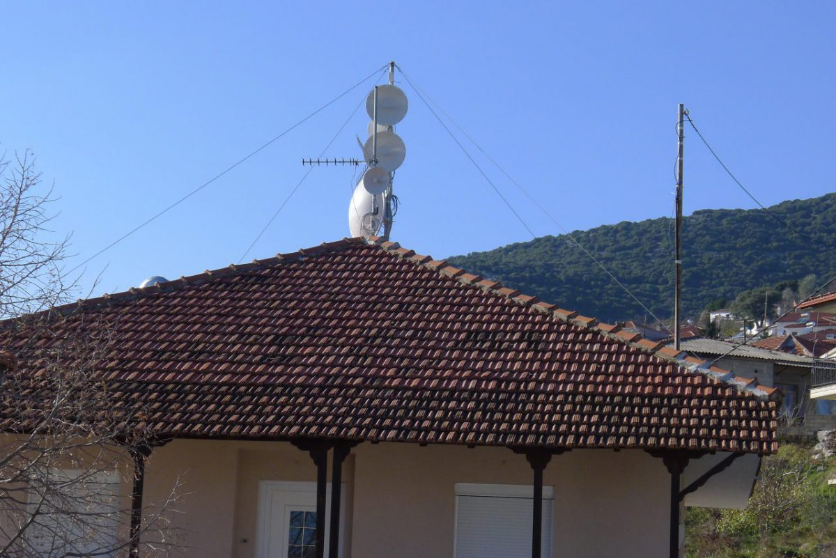 Reflections on Rural Wireless: Sarantaporo