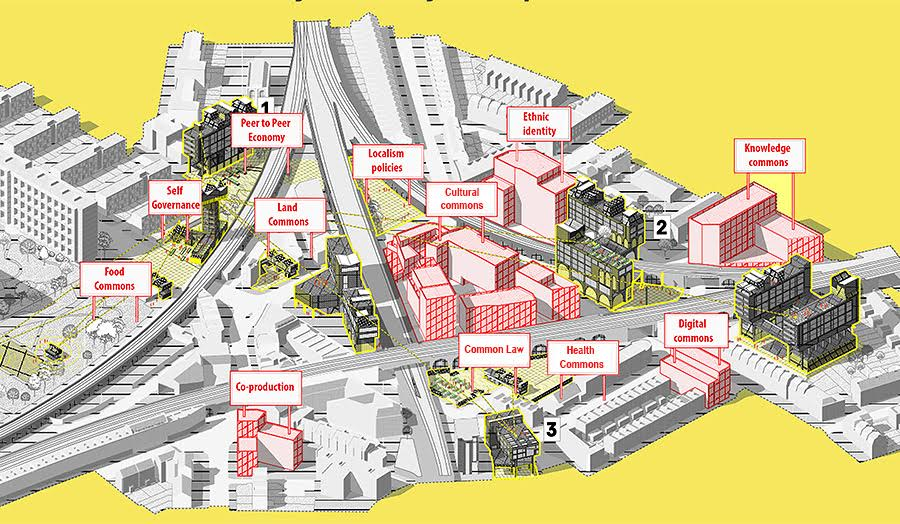 Apply Now: MA in Design for Cultural Commons – The Cass (London Metropolitan University)