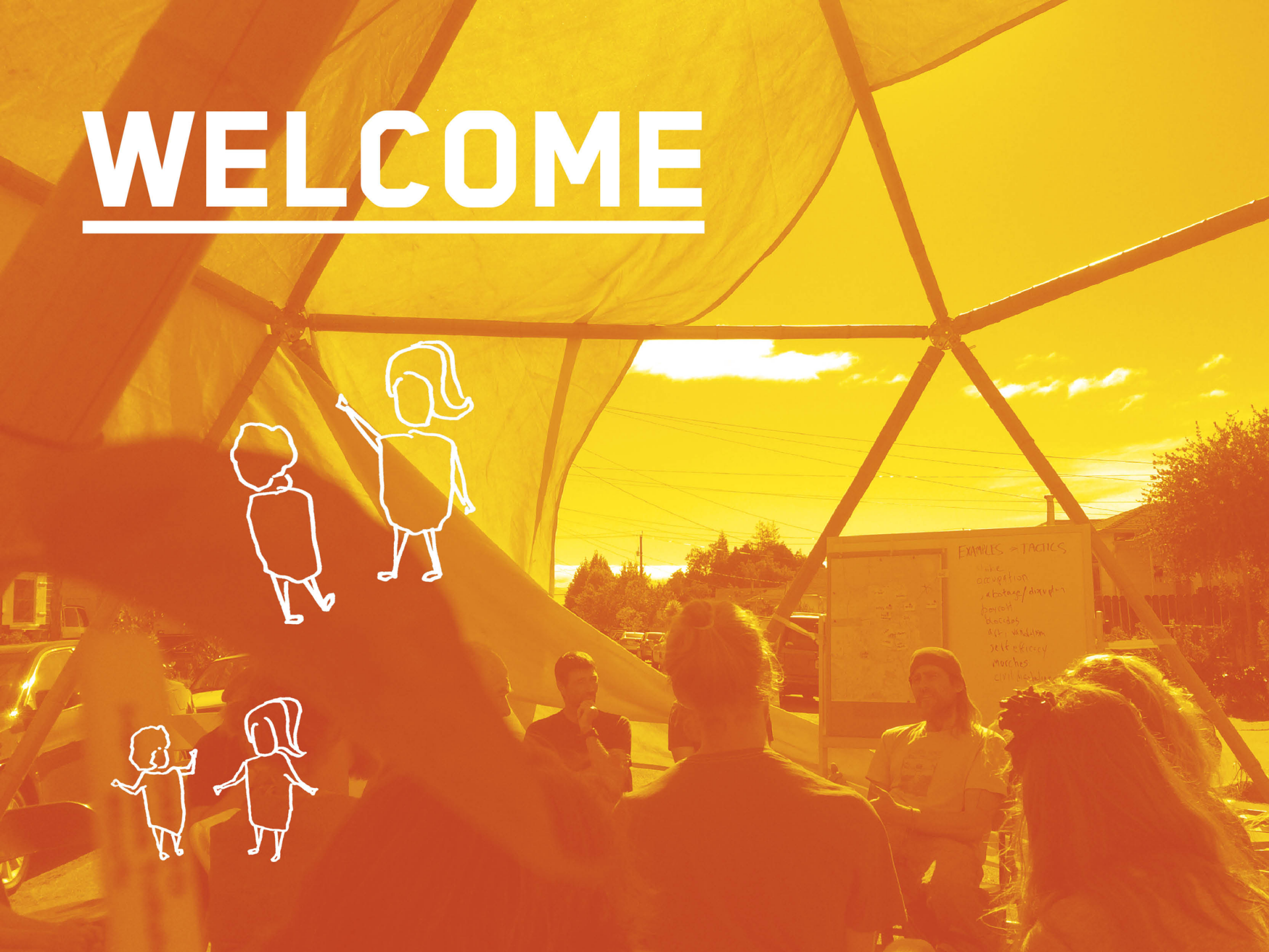 How to Welcome and Engage People in Community Spaces